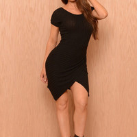 Deena Dress - Black | Fashion Nova