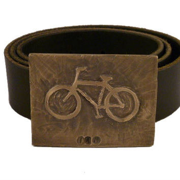 DIY Bronze Belt Buckle Kit