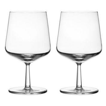 Iittala Essence Beer Glasses (Set of 2)