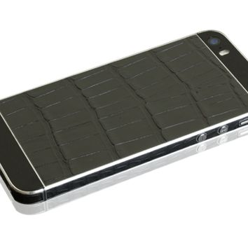 Hadoro iPhone 5S - Alligator Black