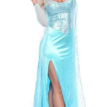Blue Dress Costume