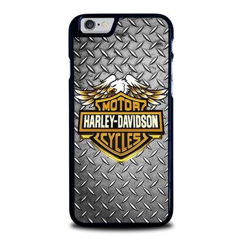 harley davidson iphone 6 6s case cover  number 1