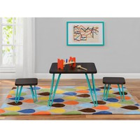 Altra Furniture Children's Retro Style Table and Stool Set | Overstock.com Shopping - The Best Deals on Kids' Table & Chair Sets
