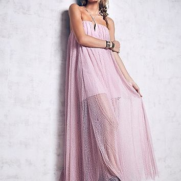 Free People Womens Utopia Gown