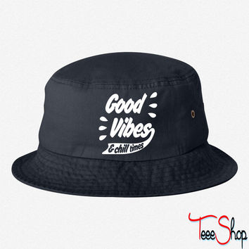 Good Vibes BUCKET HAT