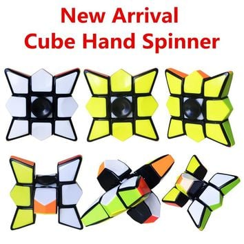 New 1x3x3 Magic Cube Professional Puzzles Magic Square Toys Speed Fidget Spinner Educational Gifts Hand Spinner For Children