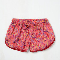 Zzz's to Success Sleep Shorts | Mod Retro Vintage Underwear | ModCloth.com