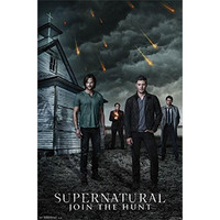 Supernatural - Church 22x34 Standard Wall Art Poster