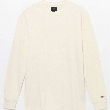 DCCKJH6 OBEY Props Box Long Sleeve T-Shirt