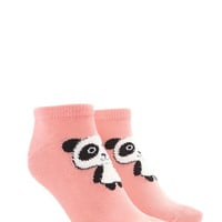 Panda Ankle Socks