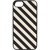 Kate Spade New York Holiday Candy Stripe Phone Case for iPhone® 5 and 5s