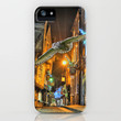 Diagon Alley - Harry Potter iPhone Case by Karl Wilson Photography