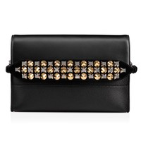 Loubiblues Clutch Black Calfskin - Handbags - Christian Louboutin