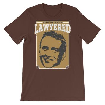 Lawyered (Color) | Funny HIMYM Marshall Shirt