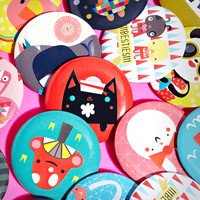 Crowded Teeth Assorted Pin Pack