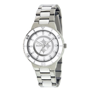 Pittsburgh Steelers Pearl Ladies Watch