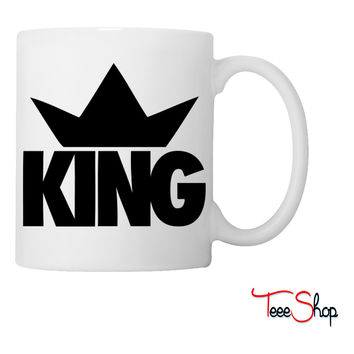 King Crown Coffee & Tea Mug