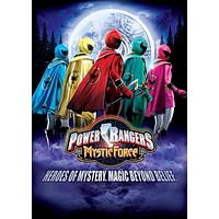 Power Rangers Mystic Force 11x17 Movie Poster (2006)