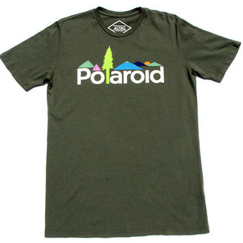 Altru Apparel Polaroid Nature mens shirts (Size M Only)