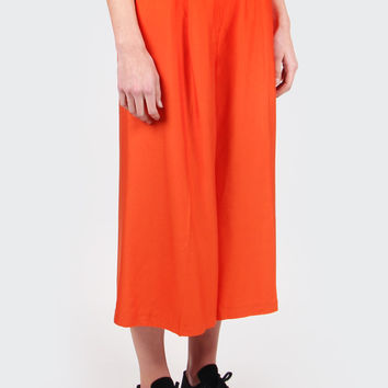 New Line Pants - terracotta