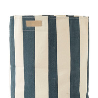 Cabana Stripe Hamper