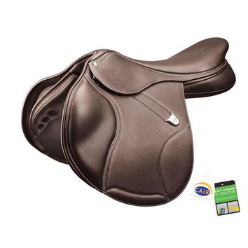 Bates (CAIR) Elevation Plus Saddle with Luxe Leather
