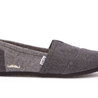 MOVEMBER HERRINGBONE MIX MEN'S CLASSICS