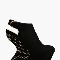 Leila Wedge Boot
