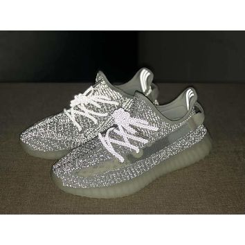 Adidas Yeezy Boost 350 v2 Static Reflective | EF2367 Shoes