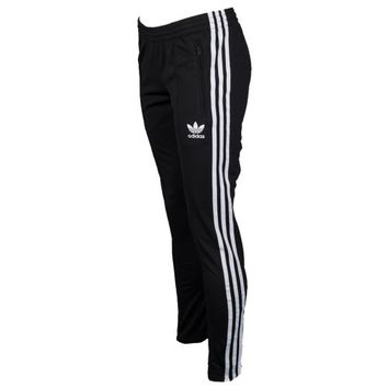 cheap for discount 5d9f0 92add adidas Originals Supergirl Track Pants - Women s at Lady Foot Locker