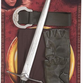 Aragorn Kit Lord Of Ring awesome halloween prop