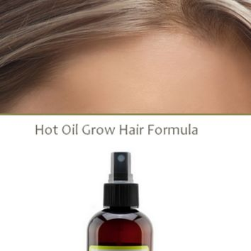 Hot Oil Grow Hair Formula