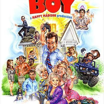 Grandma's Boy 27x40 Movie Poster (2006)