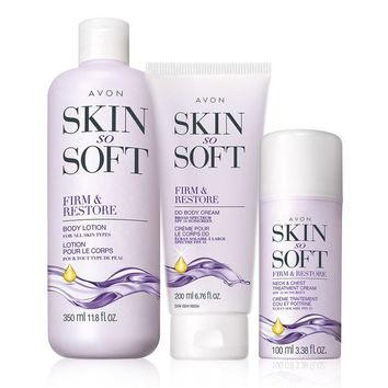 Skin So Soft Firm & Restore Set
