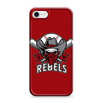 REBELS BASEBALL LOGO RED iPhone 6 | iPhone 6S case