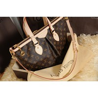 LV Louis Vuitton Trending Women Shopping Bag Stylish Leather Tote Crossbody Satchel Shoulder Bag Handbag I/A