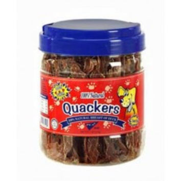 Pet Center, Inc. Quackers 1Lb Canister