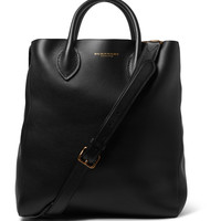 Burberry Shoes & Accessories - Full-Grain Leather Tote | MR PORTER
