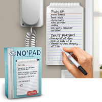 NO'PAD CERAMIC NOTEBOOK
