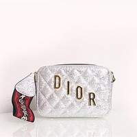Dior Handbag Crossbody Shoulder Bag