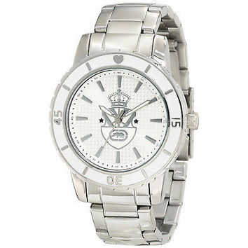 Marc Ecko Rhino Women's E8M039MV Watch White Dial Stainless Steel Bracelet $80