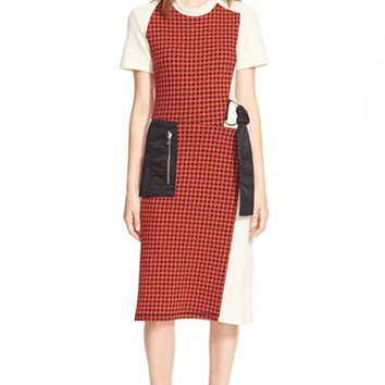 Women's 3.1 Phillip Lim Collage Dress,
