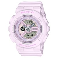 Casio Baby-G G-Shock Series Resin Women's Watch (Pink) BA110-4A2