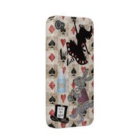 Alice in Wonderland iPhone 4 Case from Zazzle.com