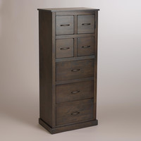 Tall Whitley Chest - World Market