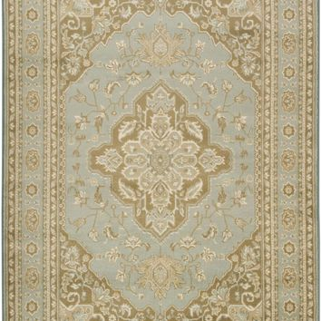Paramount Classic Area Rug Green