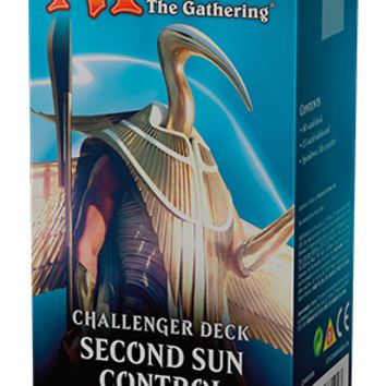 Magic the Gathering: Second Sun Control (Challenger Deck)