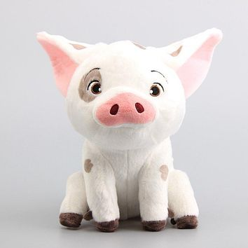 "NEW Moana Pet Pig Pua Stuffed Animals Cute Cartoon Plush Toy Dolls 8"" 20 CM Kids Movie Collection Toys"