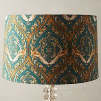 Tiled Crest Lamp Shade by Anthropologie