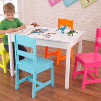 Highlighter Table & Chair Set